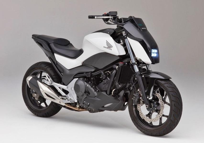 Honda - motocykl, który przeczy prawom grawitacji