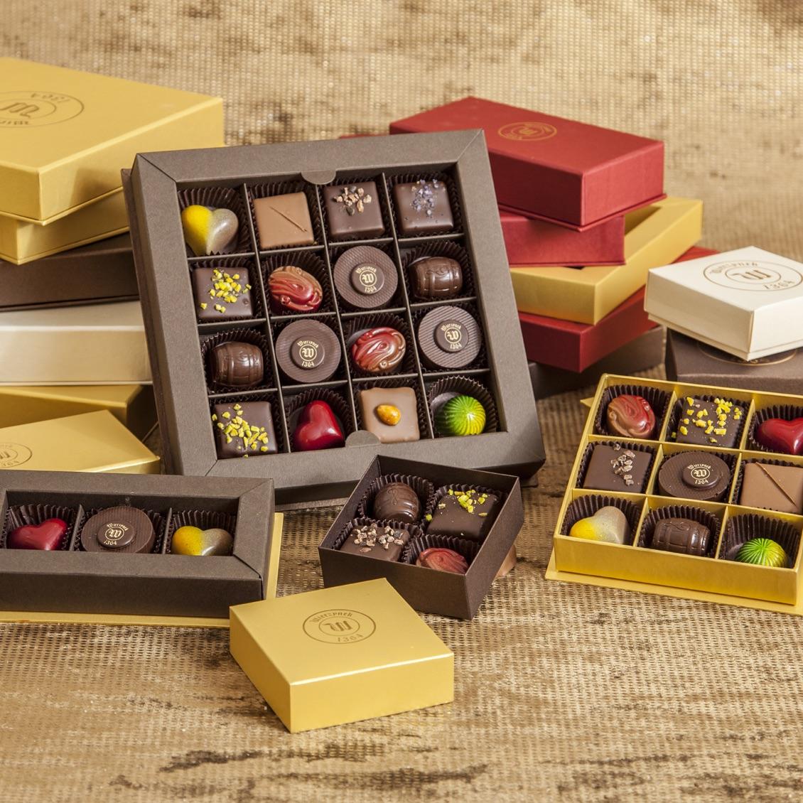 Cukiernia Słodki Wierzynek. Wykwintne wyroby mistrzów czekolady
